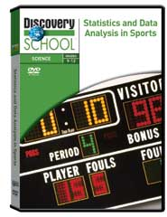 Statistics and Data Analysis in Sports DVD