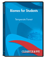 Biomes for Students: Temperate Forest DVD