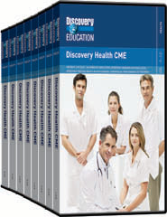 Discovery Health Continuing Medical Education 34-Pack DVD