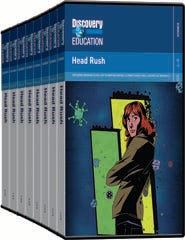 Head Rush 30-Pack DVD