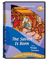 Rabbit Ears Storybook Collection: The Savior Is Born DVD
