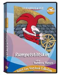 Rabbit Ears Storybook Collection: Rumpelstiltskin DVD