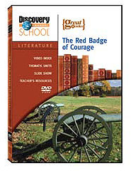 Great Books: The Red Badge of Courage DVD