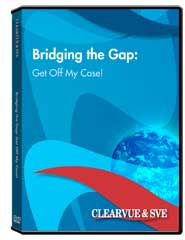 Bridging the Gap: Get Off My Case! DVD