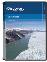 Frozen Planet: On Thin Ice DVD