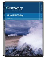 Atlas 4D: Great Rift Valley DVD