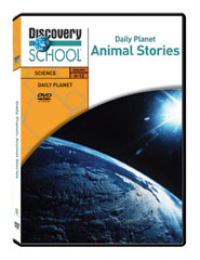 Daily Planet: Animal Stories DVD
