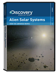 How the Universe Works: Alien Solar Systems DVD