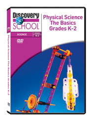 Physical Science: The Basics K-2 DVD