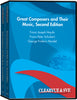 Great Composers  and  Their Music, Second Edition 6-Pack DVD