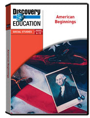 American Beginnings DVD
