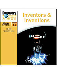 Inventors  and  Inventions CD-ROM