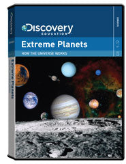How the Universe Works: Extreme Planets DVD