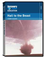 Storm Chasers: Hail to the Beast DVD