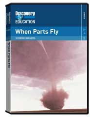 Storm Chasers: When Parts Fly DVD