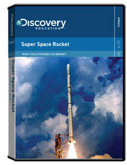 What Could Possibly Go Wrong? Super Space Rocket DVD