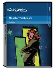 Head Rush: Monster Toothpaste DVD