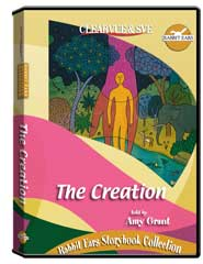 Rabbit Ears Storybook Collection: The Creation DVD