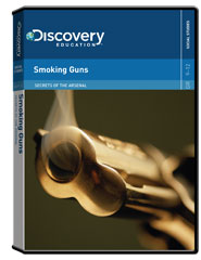 Secrets of the Arsenal: Smoking Guns DVD