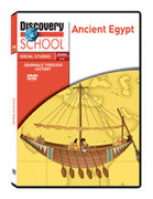 Journals Through History 2-Pack: Ancient Egypt DVD