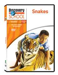 Jeff Corwin Experience: Snakes DVD