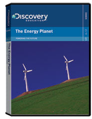 Powering the Future: The Energy Planet DVD