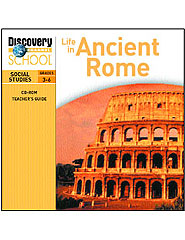 Life in Ancient Rome CD-ROM