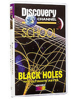 Black Holes: The Ultimate Abyss DVD