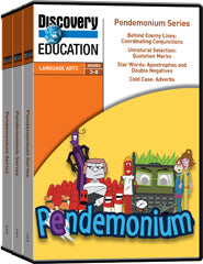 Pendemonium Series 12-Pack DVD