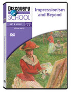 Visual Arts: Impressionism and Beyond DVD