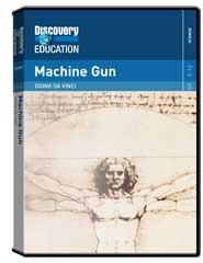 Doing Da Vinci: Machine Gun