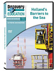 Extreme Engineering: Holland's Barriers to the Sea DVD