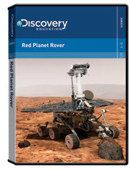 Red Planet Rover DVD