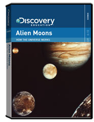 How the Universe Works: Alien Moons DVD