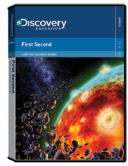 How the Universe Works: First Second DVD