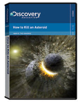 Man vs. the Universe:  How to Kill an Asteroid DVD