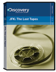 JFK: The Lost Tapes DVD