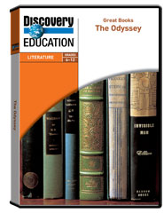Great Books: The Odyssey DVD
