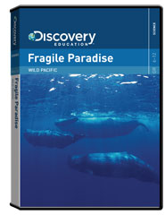Wild Pacific: Fragile Paradise DVD