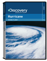 Raging Planet: Hurricane DVD