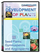 The Development of Plants: Seed Plants: Gymnosperms  and  Angiosperms DVD