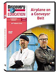 MythBusters: Airplane on a Conveyor Belt DVD