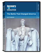Gettysburg: The Battle That Changed America DVD