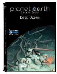 PLANET EARTH: Deep Ocean DVD