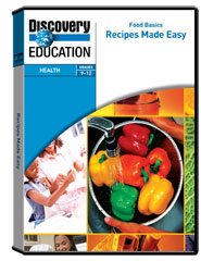 Food Basics: Recipes Made Easy DVD