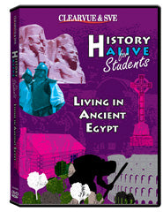 History Alive for Students: Living in Ancient Egypt DVD