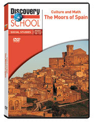 Culture and Math: The Moors of Spain DVD