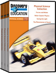 Physical Science Collection 12-Pack DVD