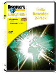 India Revealed 2-Pack DVD