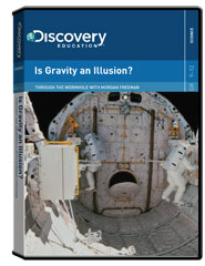 Through the Wormhole with Morgan Freeman:  Is Gravity an Illusion? DVD